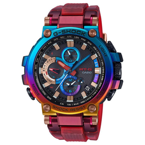 G-Shock MT-G Volcanic Lightning Limited Edition MTG-B1000VL-4A
