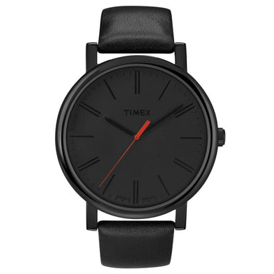 Timex Easy Reader Black Out Watch T2N794