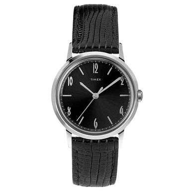 Timex Marlin Hand-Wound 34mm Watch TW2T18200