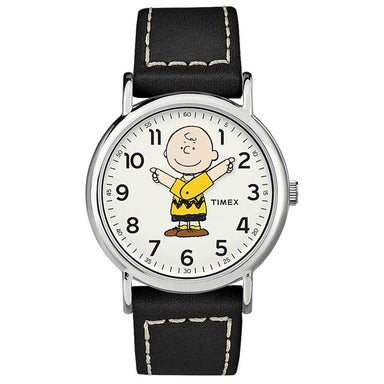 Timex Standard x Peanuts Charlie Brown Watch TW2T60900