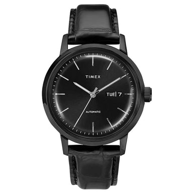 Timex Marlin Automatic Black Watch TW2U11700