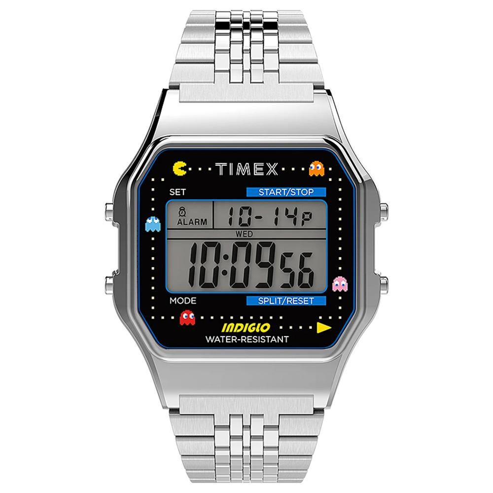 Timex T80 x Pac-Man Watch TW2U31900