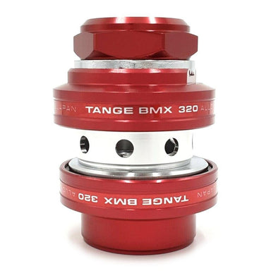 "Tange MX-320 Old School BMX Headset 1"" Red"