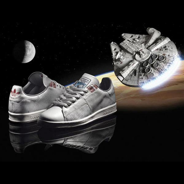 Adidas Originals x Star Wars Millennium Falcon Shoes