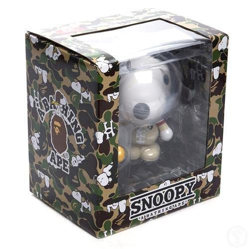 A Bathing Ape Bape Peanuts Snoopy Woodstock
