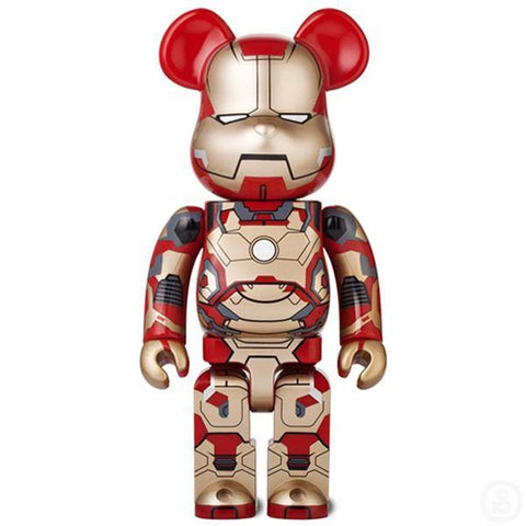 Bearbrick Iron Man 3 Mark XLII 1000%