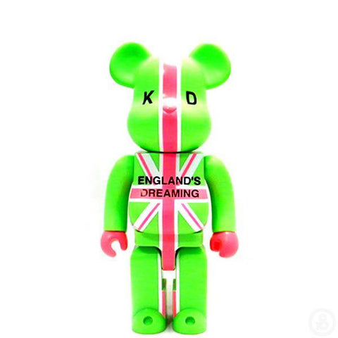 Bearbrick England's Dreaming 400%