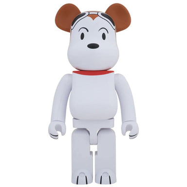 Medicom Toy Bearbrick Snoopy The Flying Ace 1000%