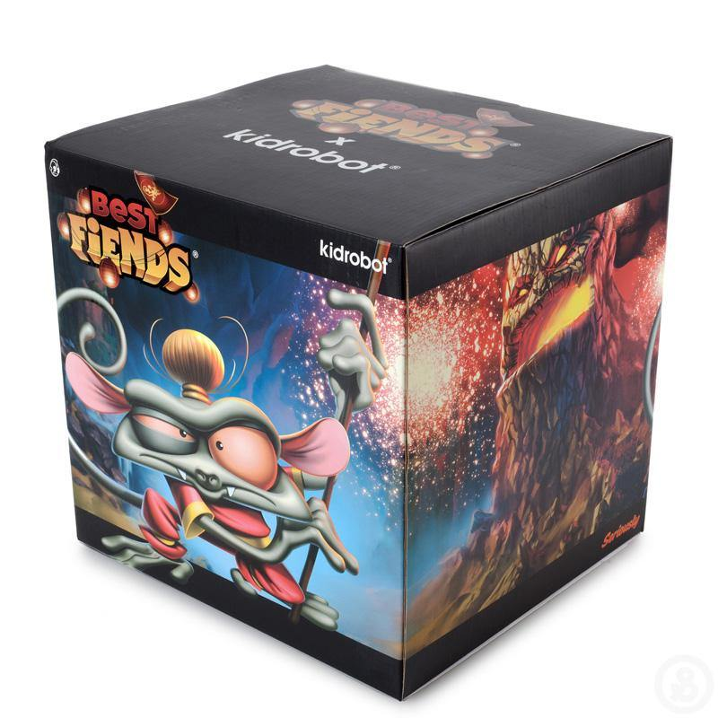 Kidrobot Best Fiends Tarsier Monkey