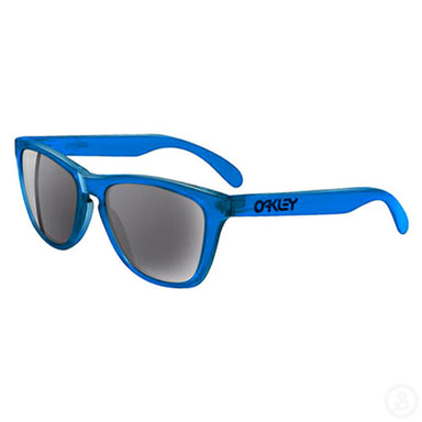 Oakley Frogskins 24-250 Acid Blue Grey Sunglasses