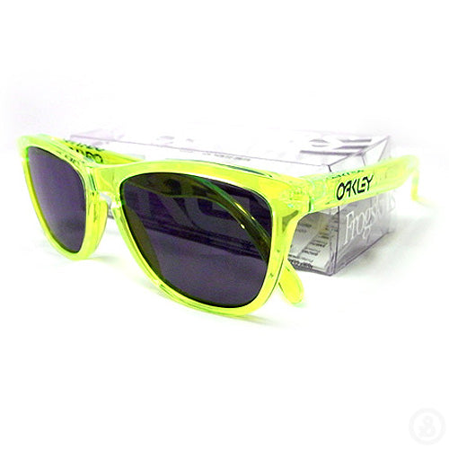 Oakley Frogskins 24-249 Acid Green Grey