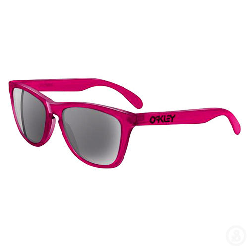 Oakley Frogskins 24-251 Acid Pink Grey Sunglasses