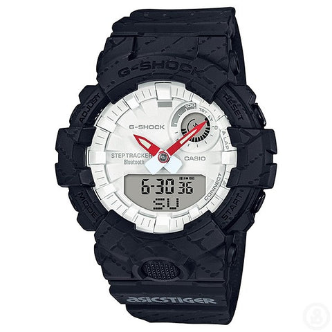 G-Shock x Asics Tiger Watch GBA-800AT-1A
