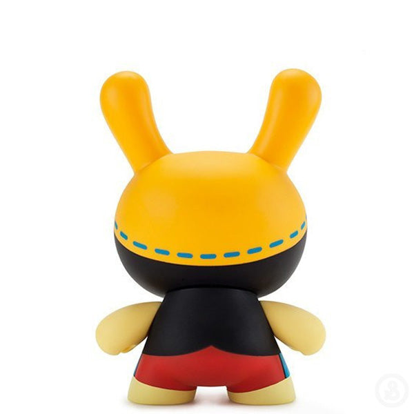 "Kidrobot WuzOne 8"" No Strings On Me Dunny"