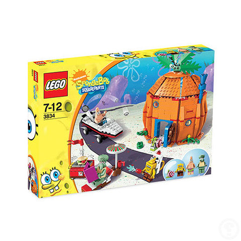 LEGO SpongeBob SquarePants Good Neighbors 3834