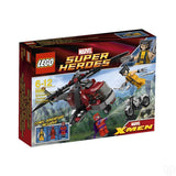 LEGO X-Men Wolverine's Chopper Showdown 6866
