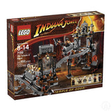 LEGO Indiana Jones The Temple of Doom 7199