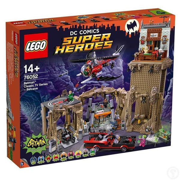 LEGO Batman Classic TV Series Batcave 76052