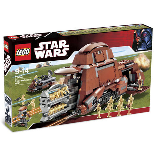 LEGO Star Wars Trade Federation MTT 7662