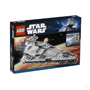 LEGO Star Wars Midi Star Destroyer 8099