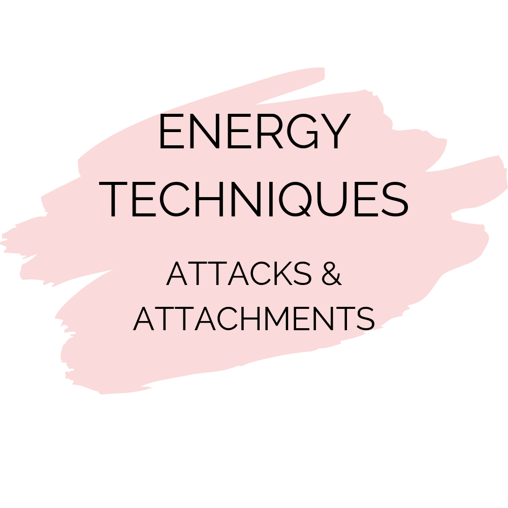 Energy Techniques - Attachments & Attacks