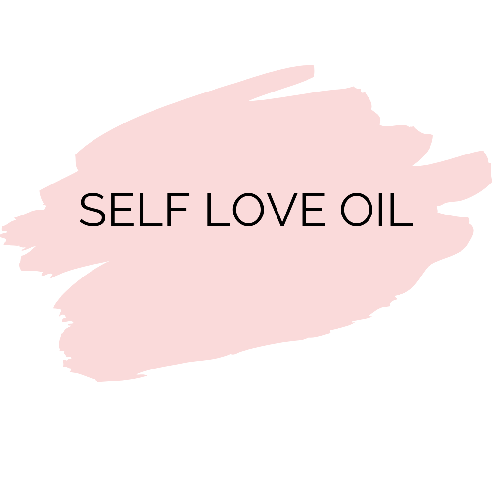 SELF LOVE OIL - HEART CHAKRA