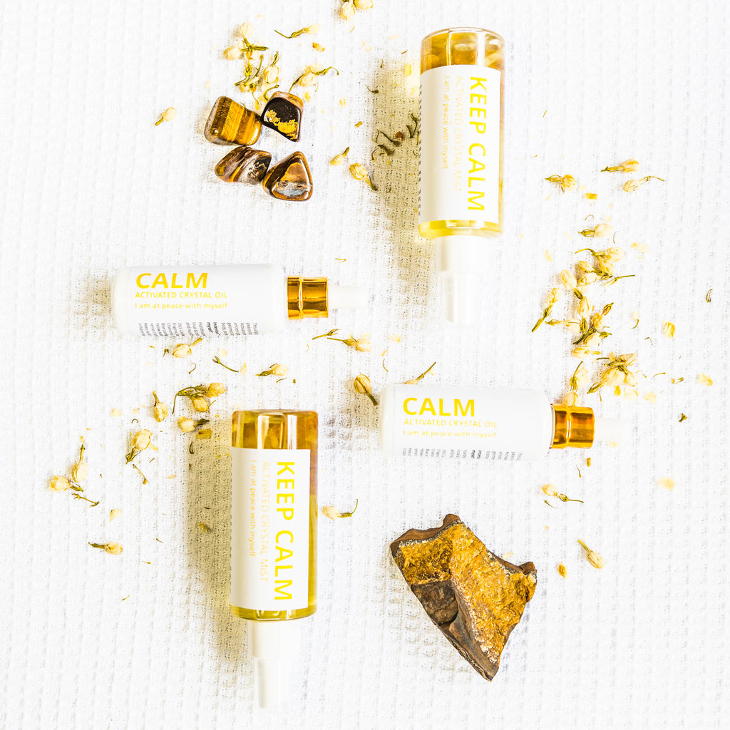 CALM - Activated Crystal Oil