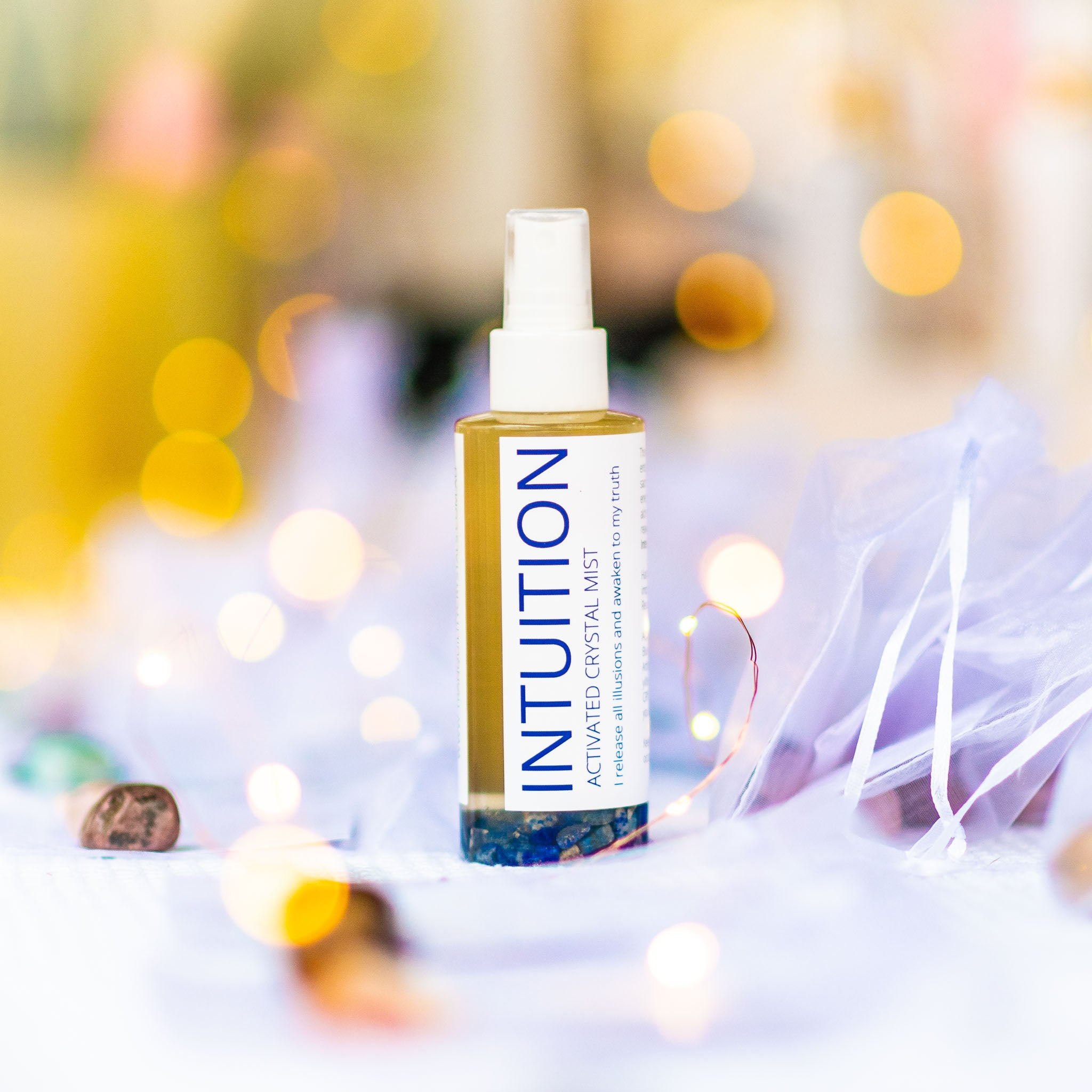 INTUITION - Activated Crystal Mist