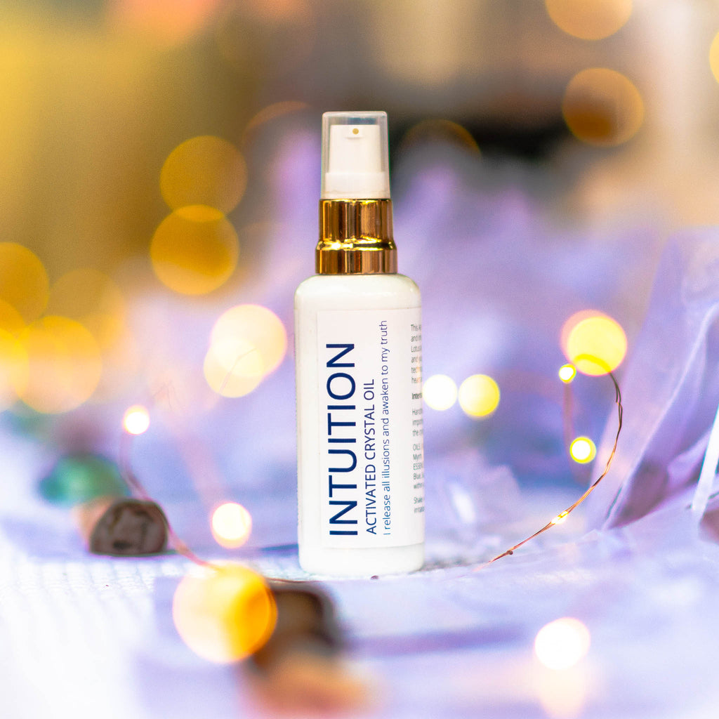 INTUITION - Activated Crystal Oil