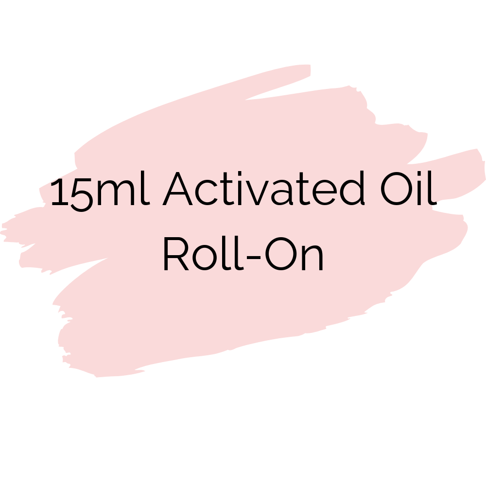 15ml ACTIVATED OIL ROLL-ON