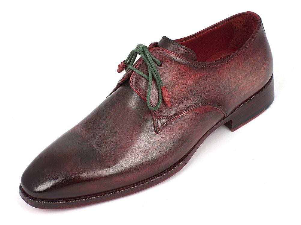 Paul Parkman Men's Mixed Color Derby Shoes (ID#DB59MX)