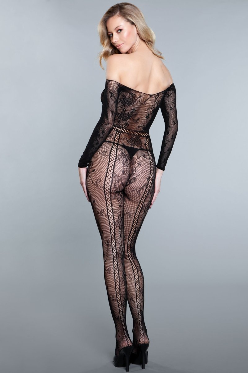1889 Silent Movies Bodystocking