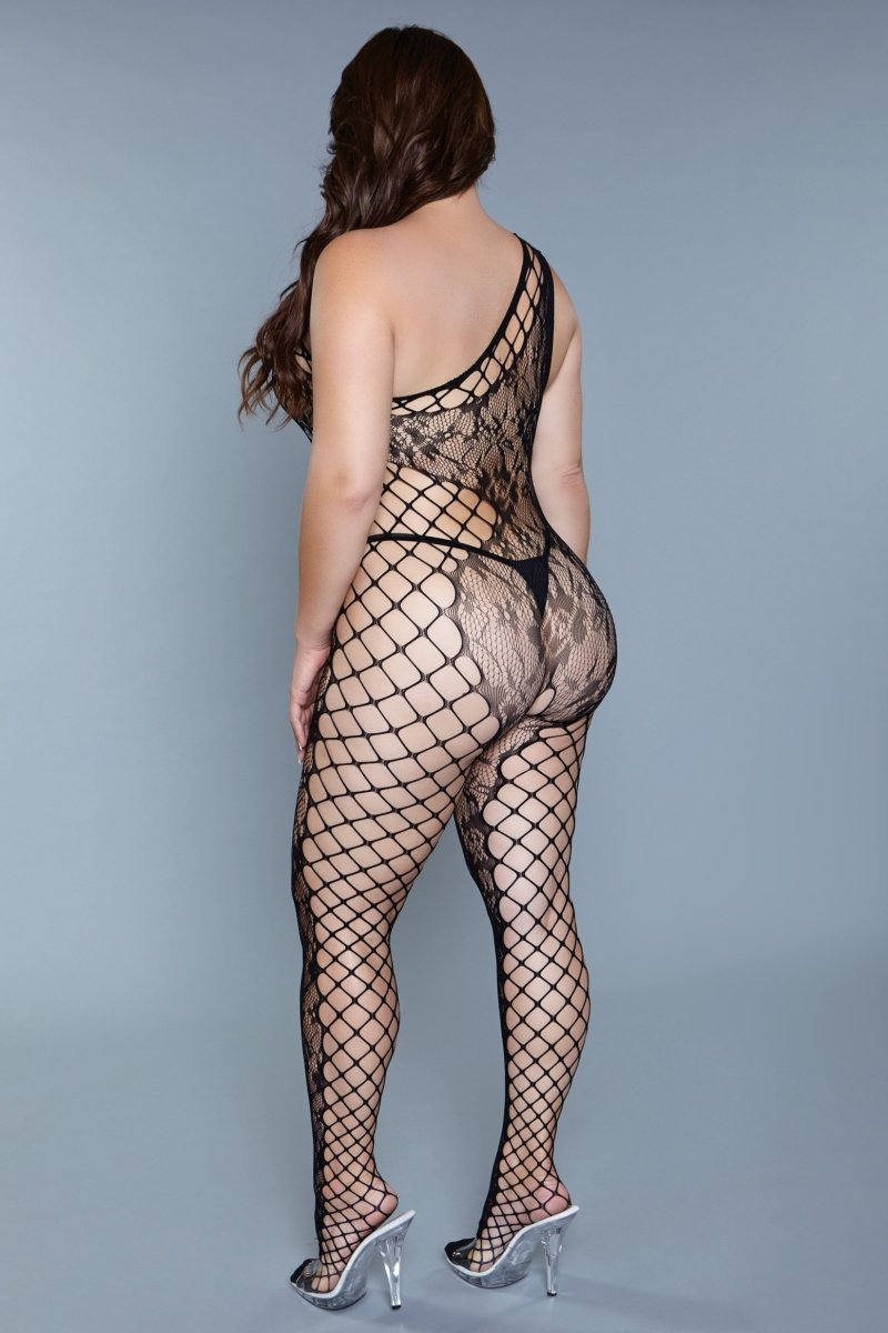 1990 Keep Up Tonight Bodystocking