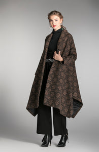Women's Brown Coat