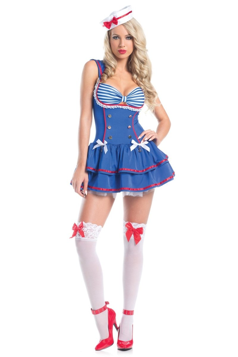BW1562 On Deck Sailor Costume