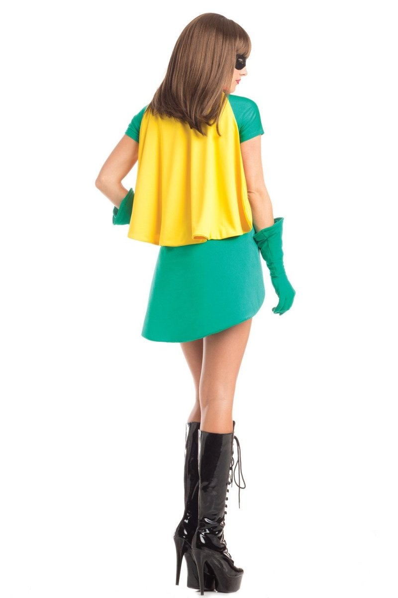 BW1606 5 Piece Radiant Robyn Costume