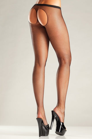 BW672B Exposed Pantyhose