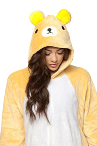 BEAR Adult Women's Onesie