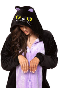 CAT Adult Women's Onesie