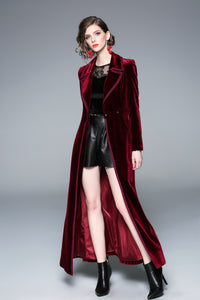 Women's Red Coat
