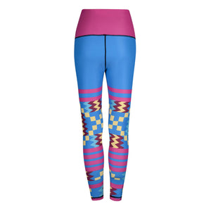 Kayentee Pink Leggings