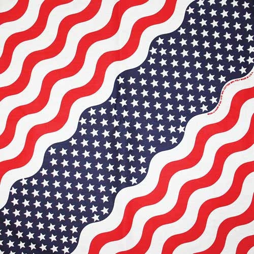 NT4417 Bandana Stars & Stripes