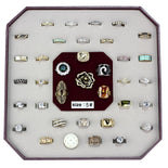 VK-003-SIZE5 Assorted Brass Ring with Assorted in Assorted