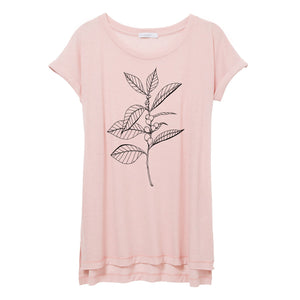 Coffee Flowy Women's Tee