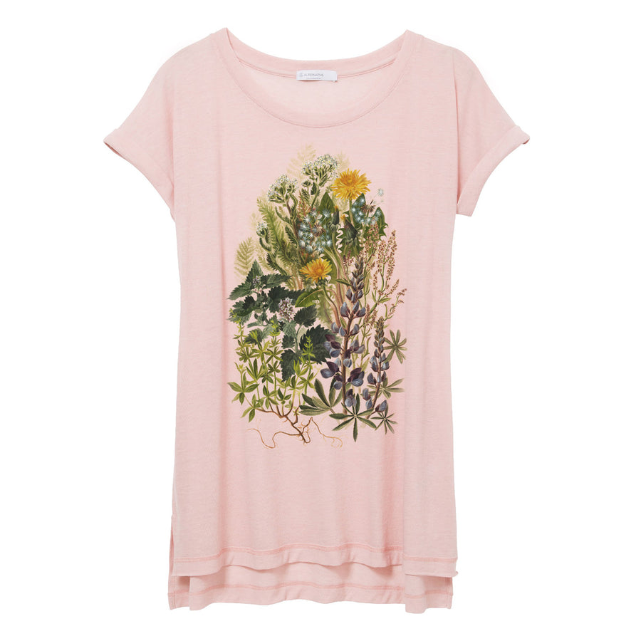 Wildflowers Flowy Women's Tee