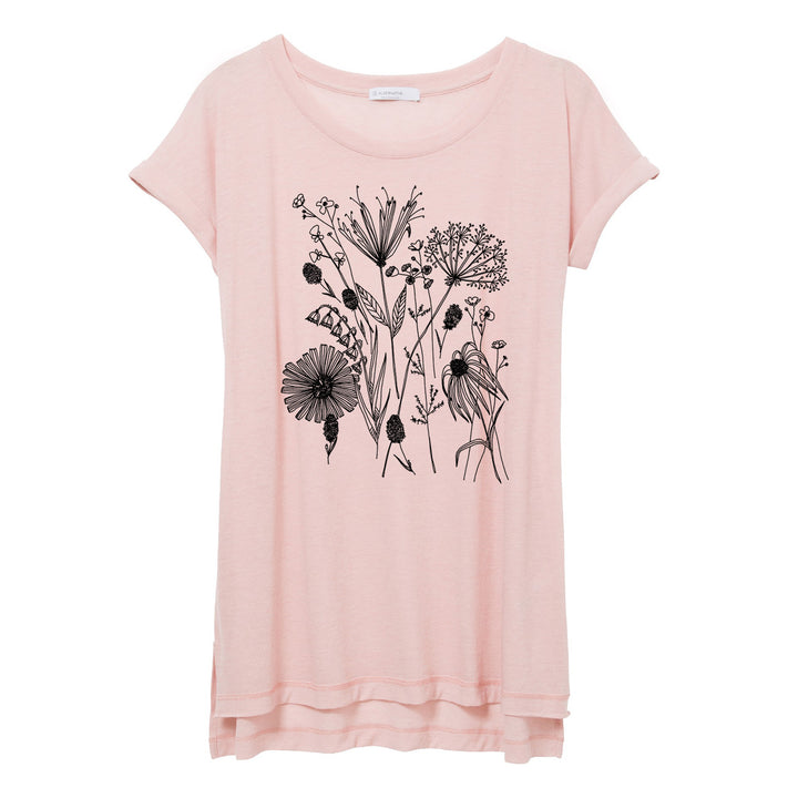 Wildflower Flowy Women's Tee