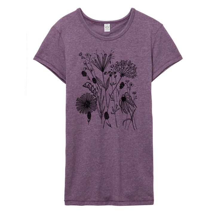 Wildflower Women's Tee