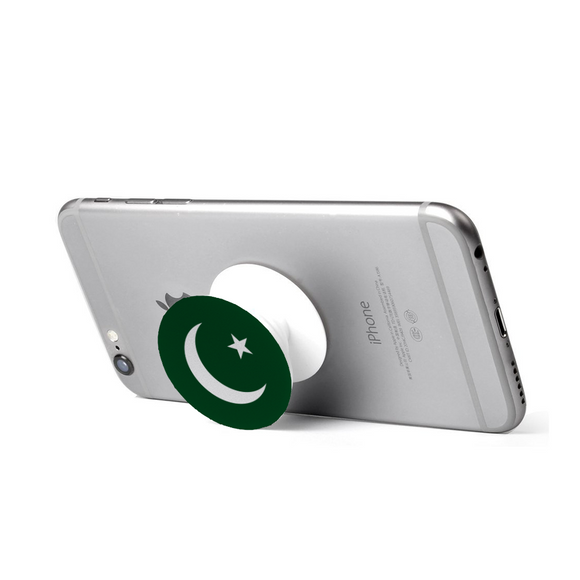 Pakistan Flag Phone Grip
