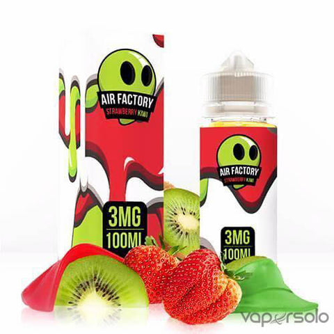 Air Factory E-Liquid - Strawberry Kiwi (100mL)