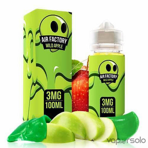 Air Factory E-Liquid - Wild Apple (100mL)